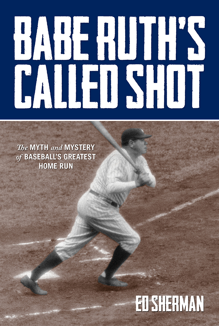 "Babe Ruth's ""Calle..."