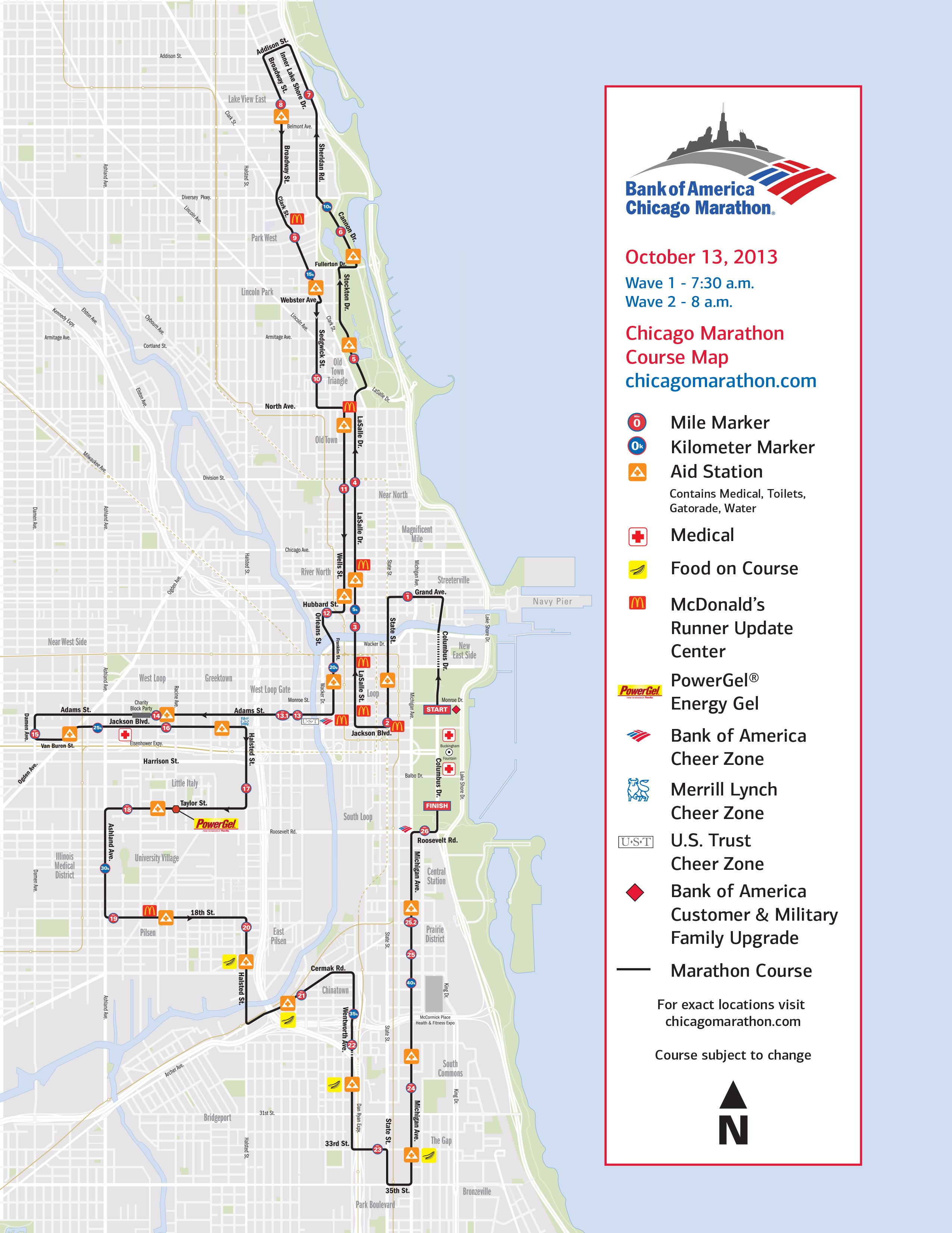 City Preps for Chicago Marathon  Chicago Tonight  WTTW