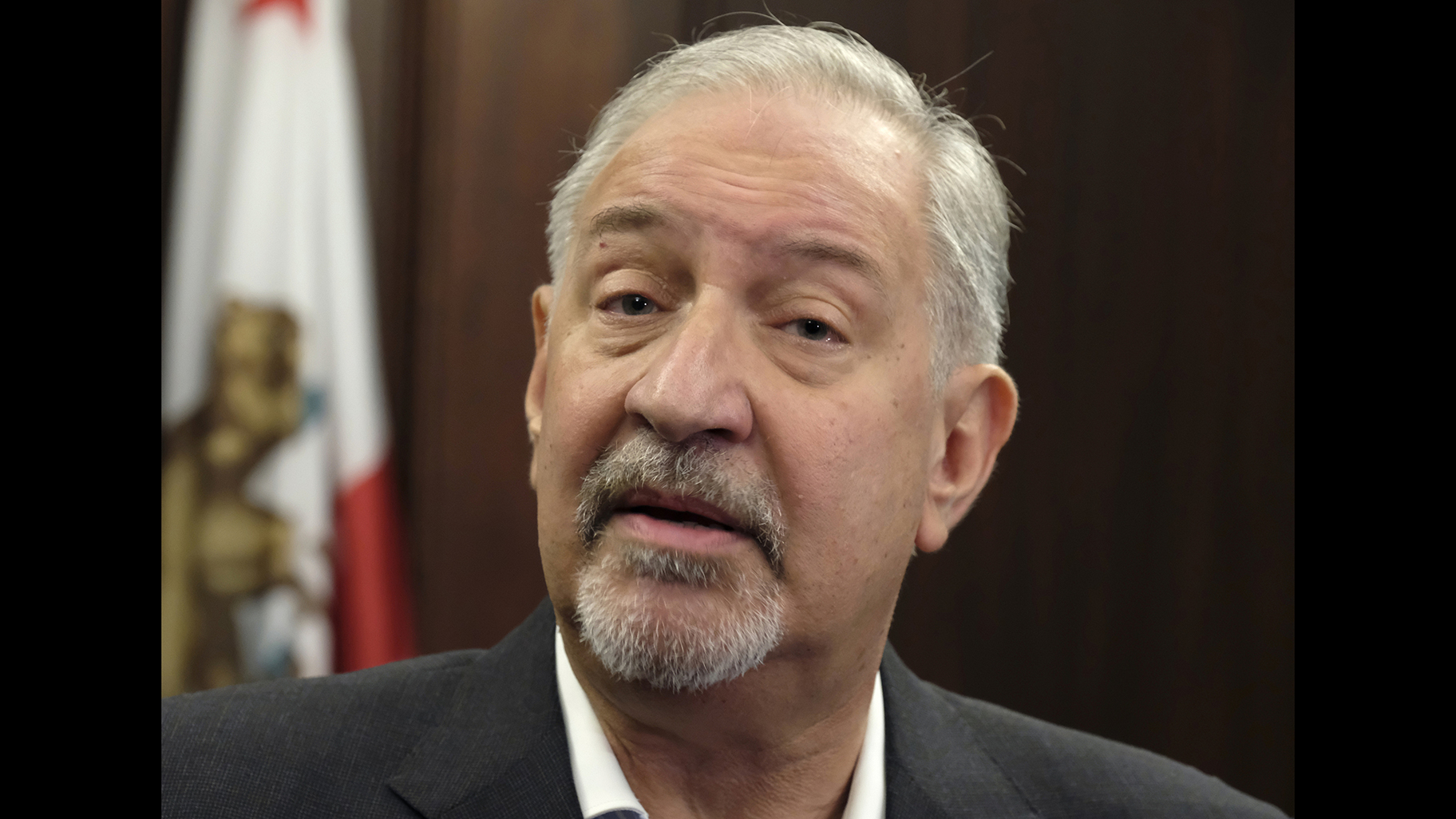 "This Sept. 2, 2016 file photo shows attorney Mark Geragos talking to the media during a news conference in downtown Los Angeles. Two brothers who said they helped Jussie Smollett stage a racist and homophobic attack against himself are suing the ""Empire"" actor's attorneys including Geragos, for defamation. (AP Photo/Richard Vogel, File)"