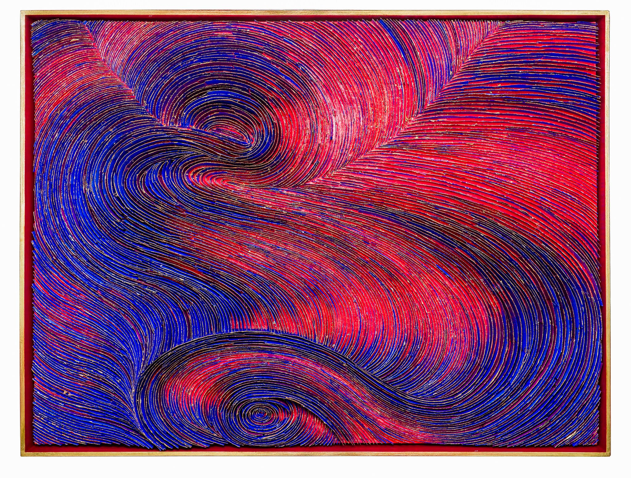 Katherine Glover, 'The Wave is Continuous,' 2015. (Courtesy of SOFA Chicago)