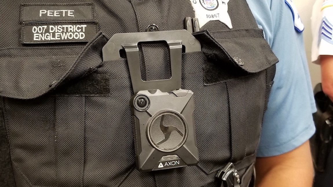 Every Chicago patrol officer now equipped with body camera