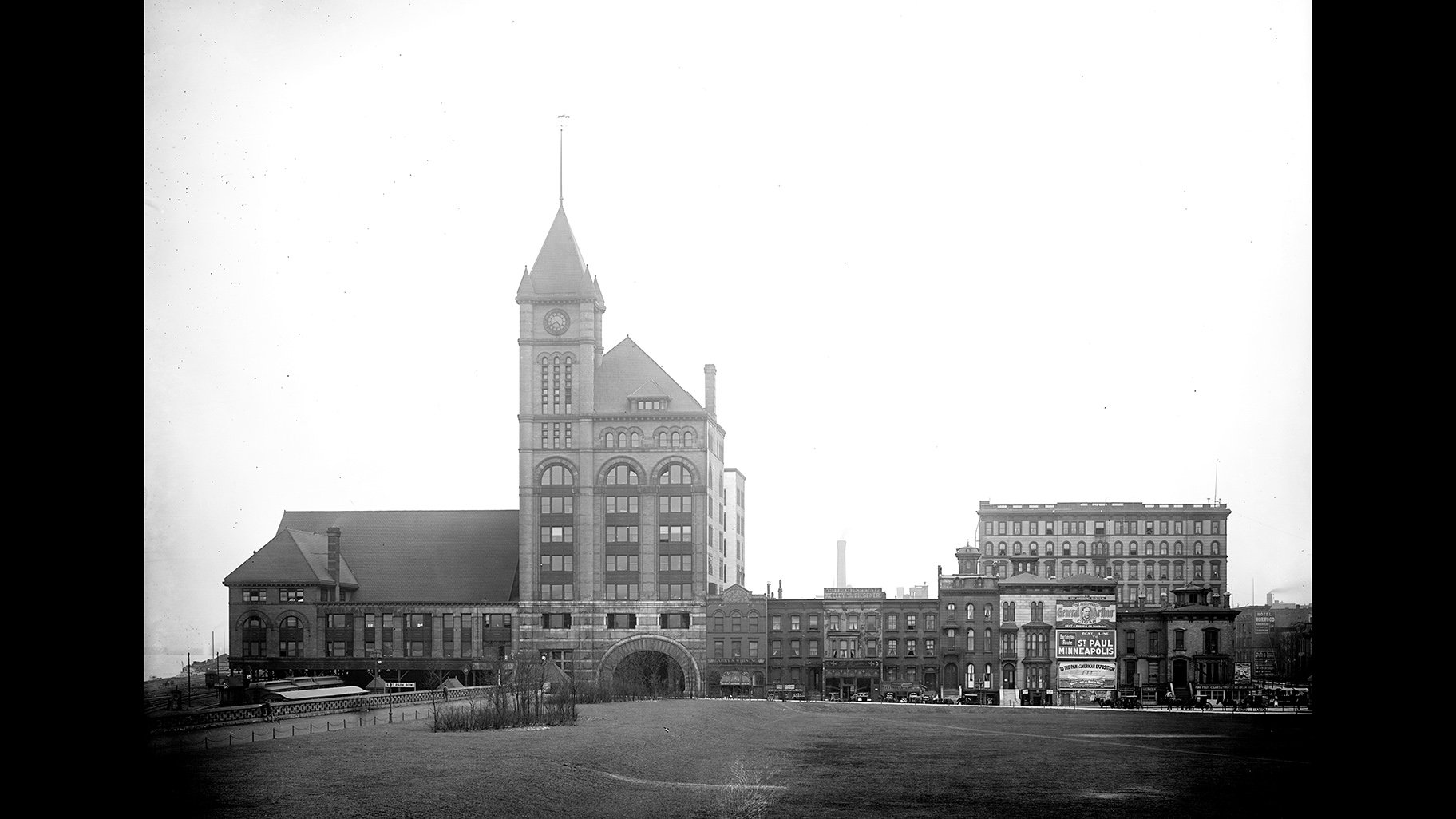 Illinois Central Station 1893-1972