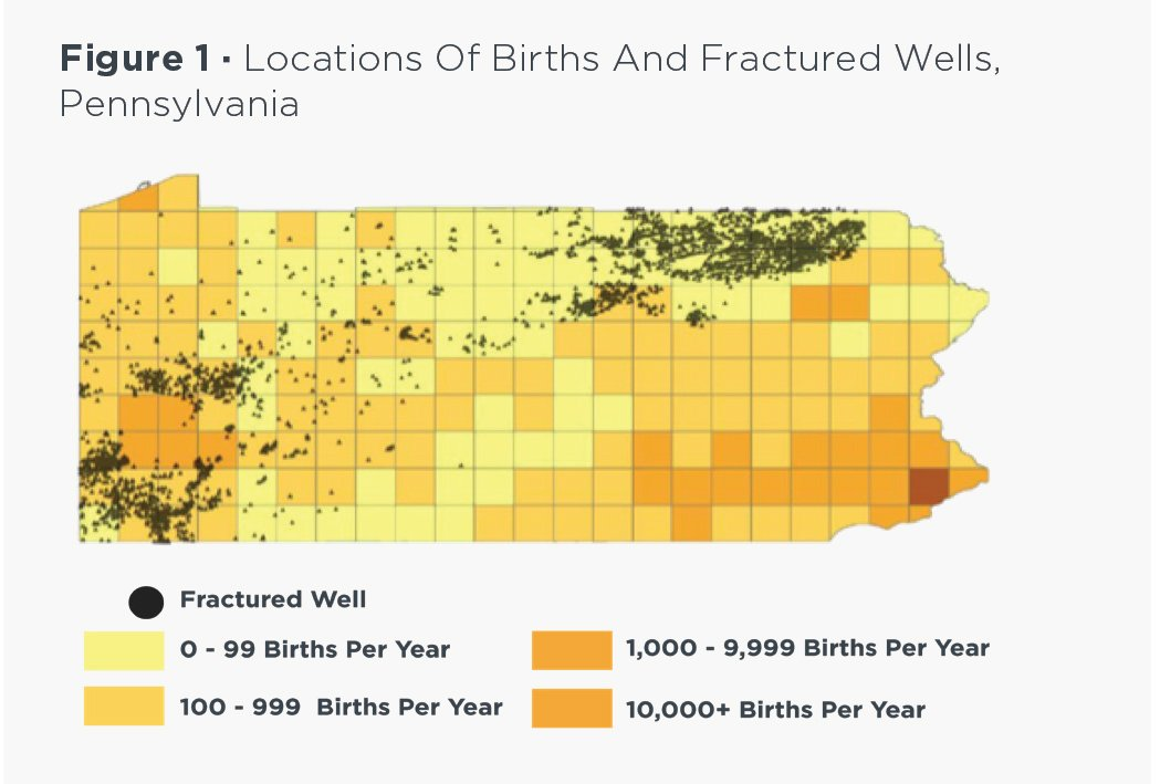 Fracking Harms Health Of Infants Born Nearby Uchicago Study Finds