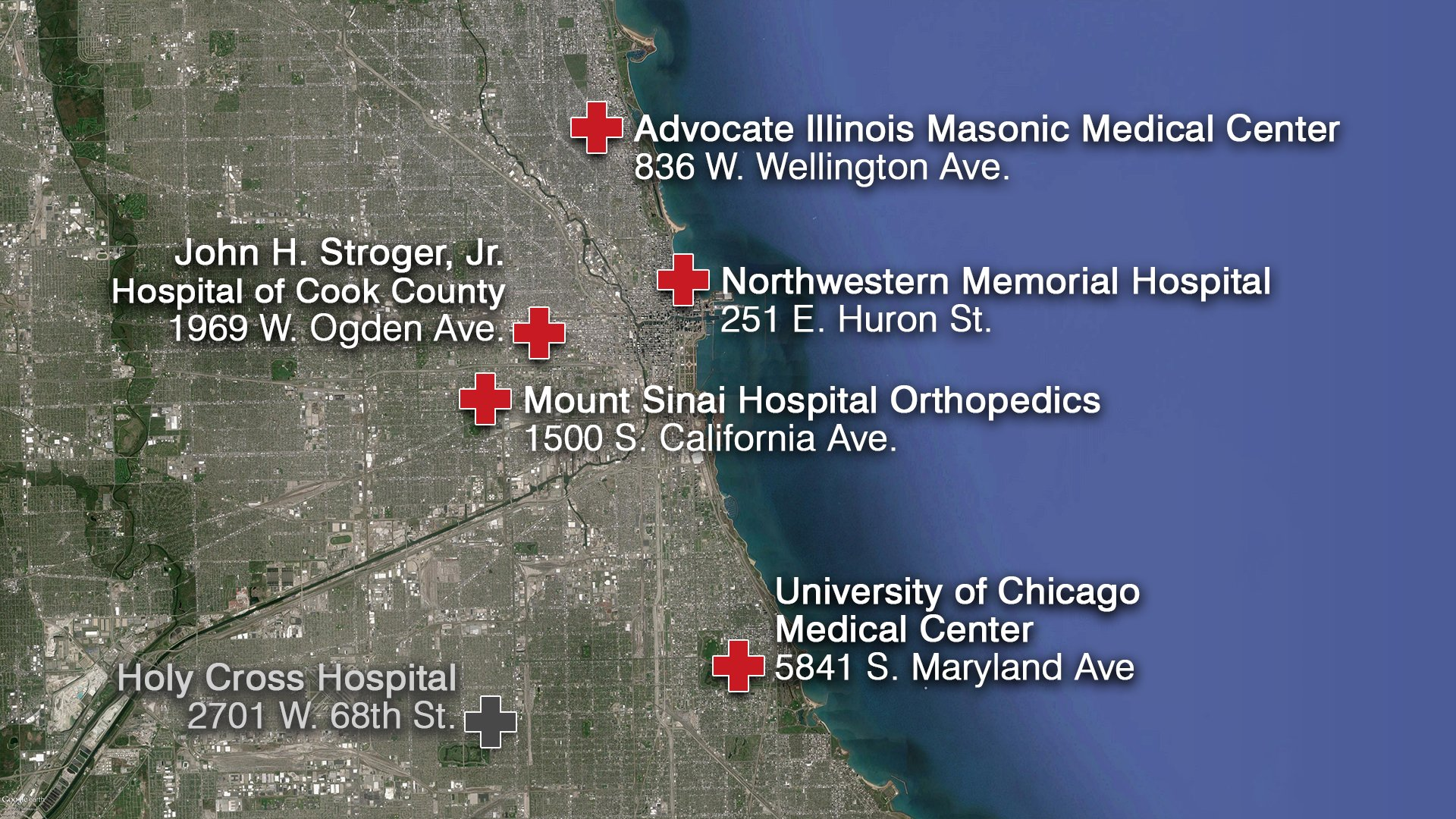 University of Chicago Answers Calls for Hyde Park Trauma