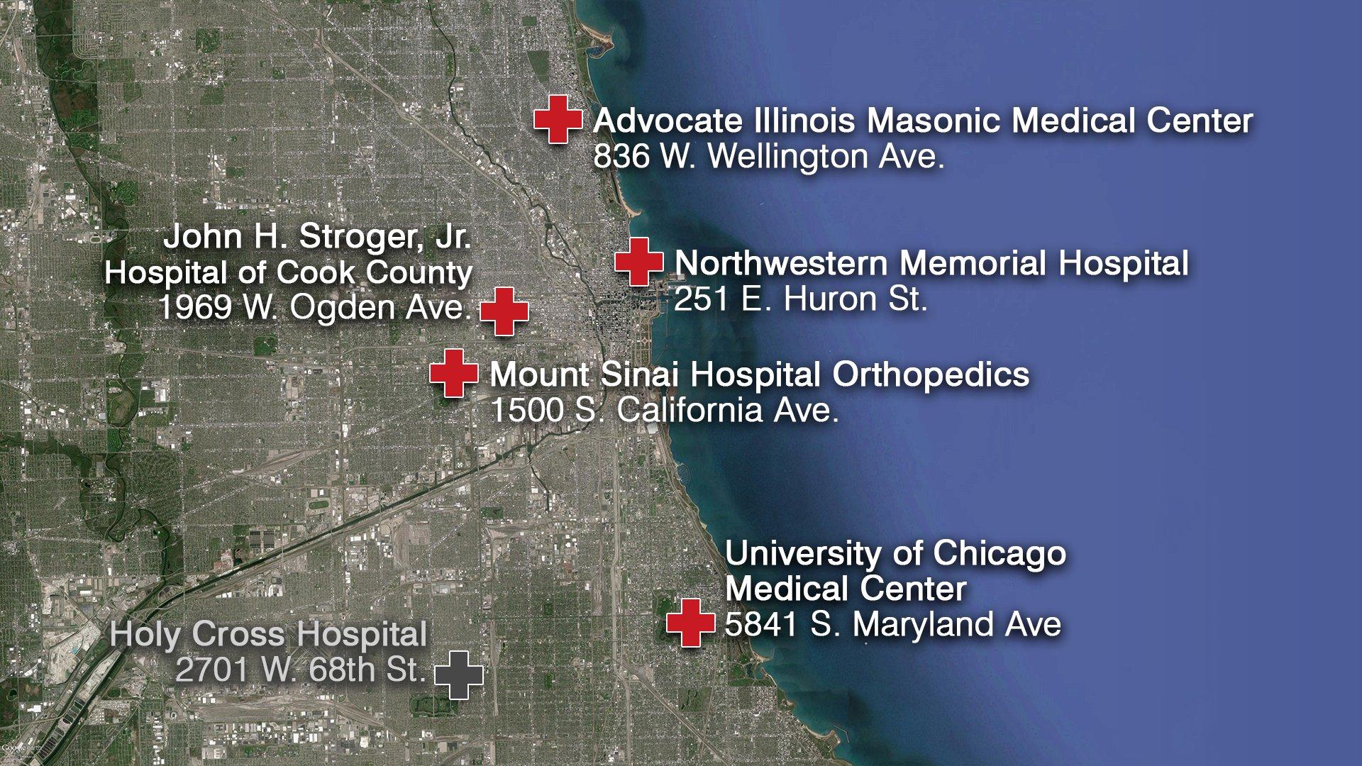 University of Chicago Answers Calls for Hyde Park Trauma Center