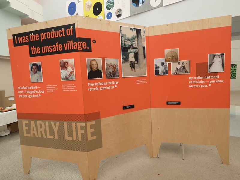 A new exhibit on HIV positive Chicago women comes to UIC. (Jay Yocis)