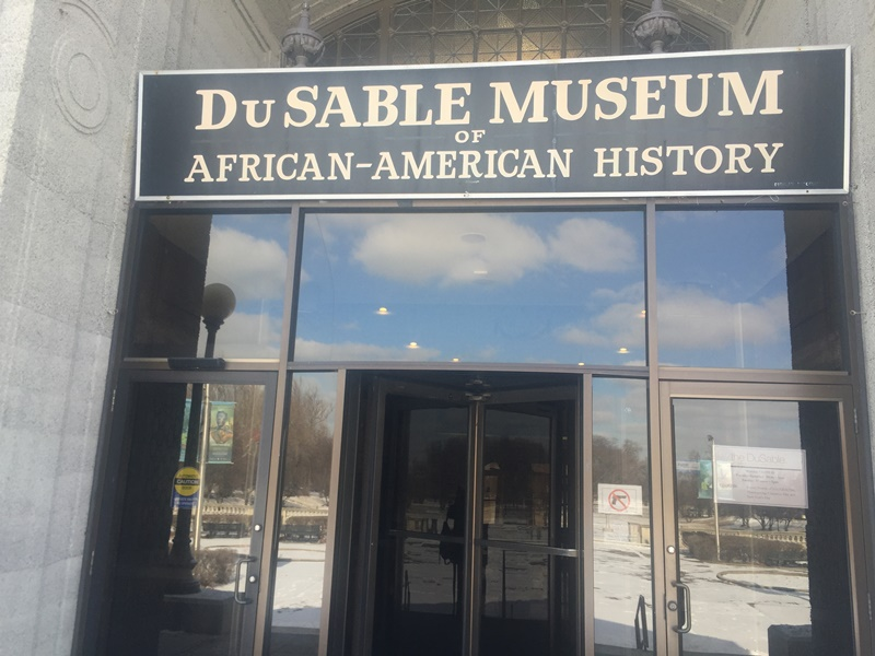 The DuSable Museum (Chloe Riley)