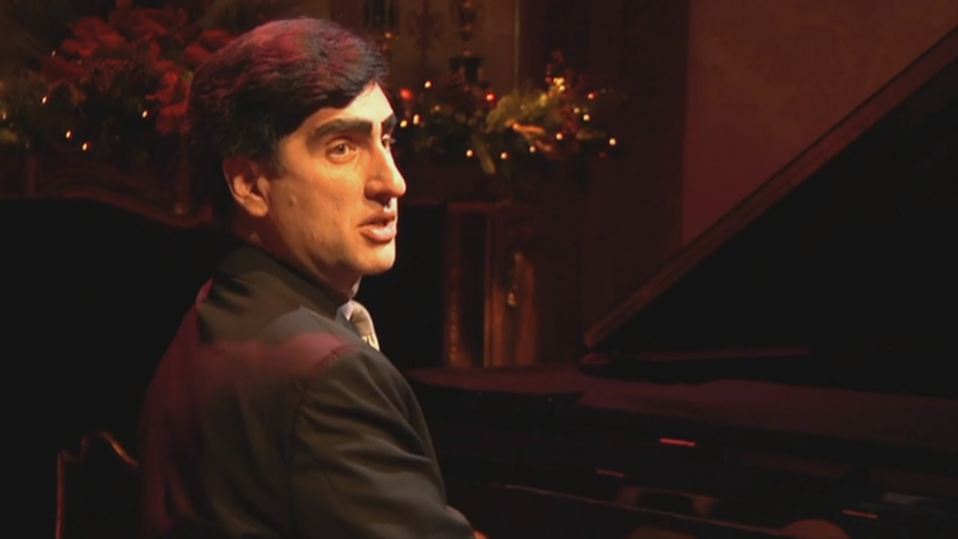 Scene from 'Hershey Felder as Irving Berlin' (Courtesy Royal George Theatre)