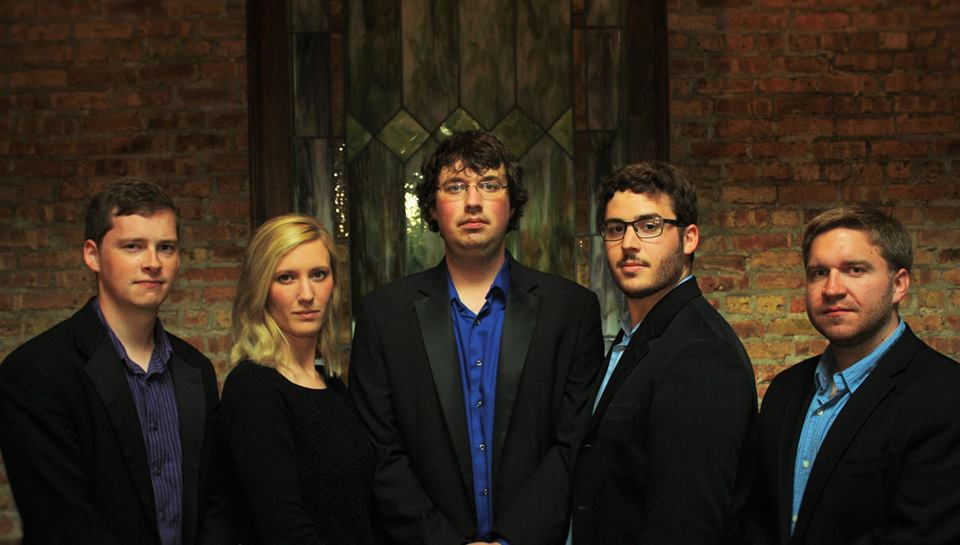"Red Star Brass is one of several local chamber music groups featured at the ""Concert for Compassion."" (Facebook)"