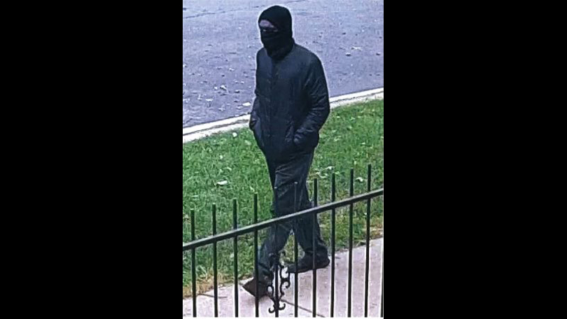 A photo of the suspected Rogers Park gunman. (Chicago Police Department)