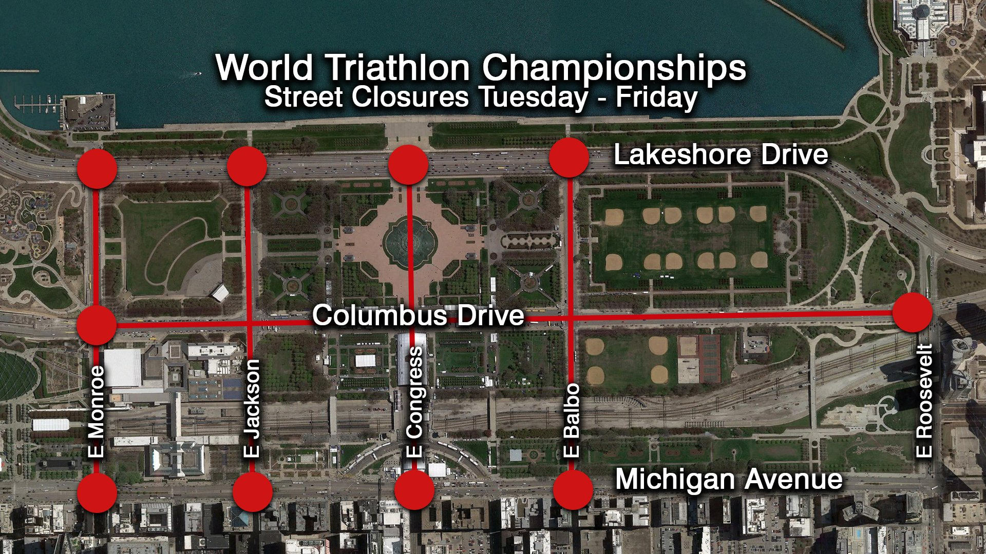 Chicago Plays Host to Elite Triathletes at World Final ...