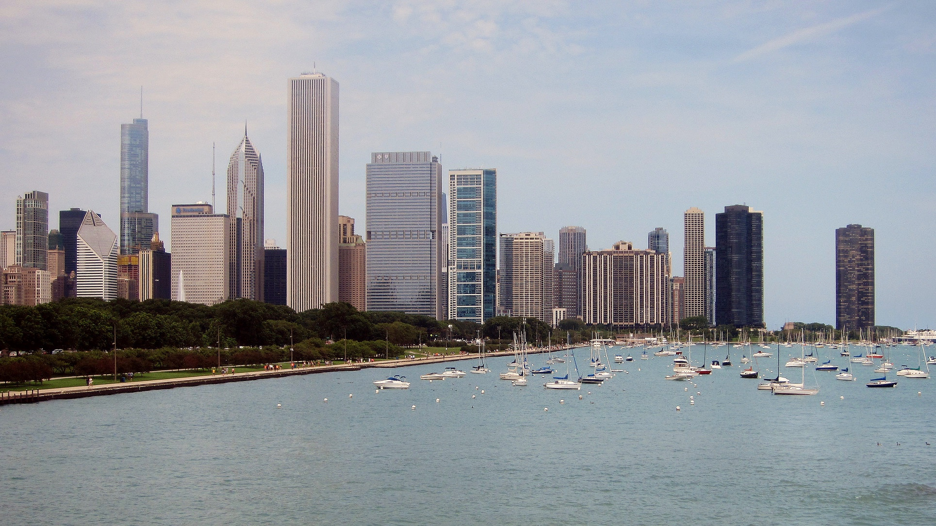 Sweet home, Chicago. (Alan Light / Flickr)