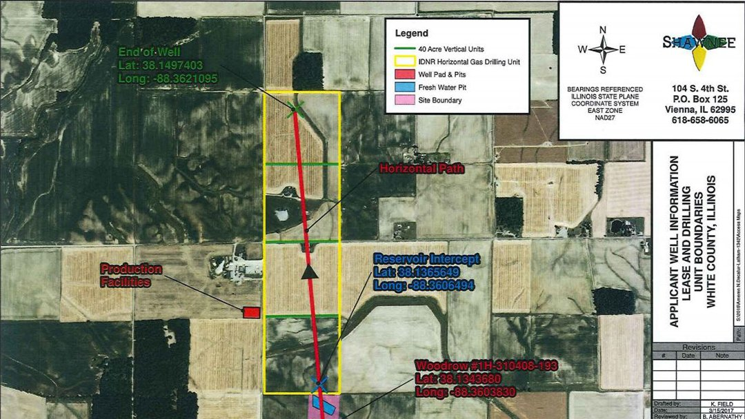 Fracking In Illinois Map.Lawmakers Push For Transparency In Illinois Fracking Law Chicago
