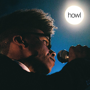 "J.C. Brooks and the Uptown Sound's ""Howl"" album cover"