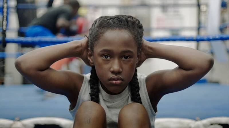 "Still from ""The Fits,"" the opening feature of the Chicago Feminist Film Festival (The Fits / Facebook)"