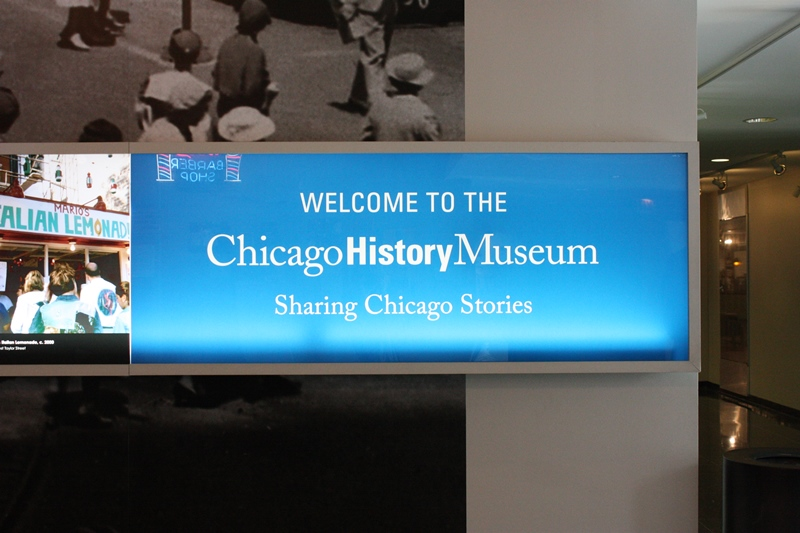 The Chicago History Museum (Chloe Riley)