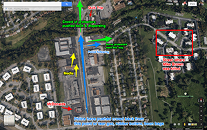 Click Here to View a Map of Ferguson's Happenings