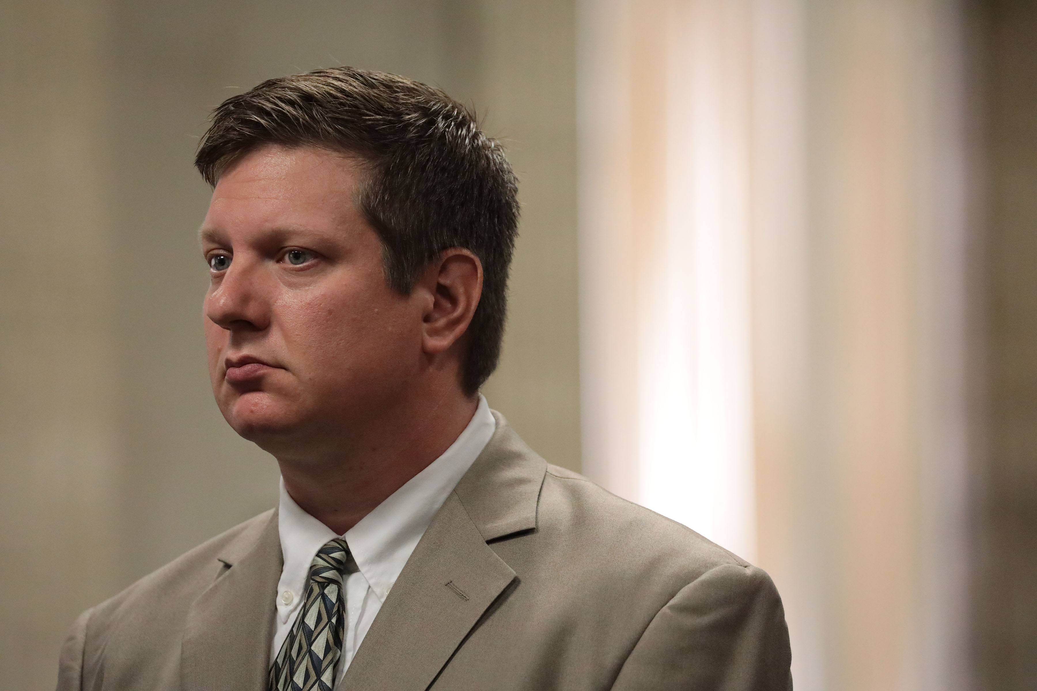 Jason Van Dyke (Antonio Perez / Chicago Tribune / Pool)