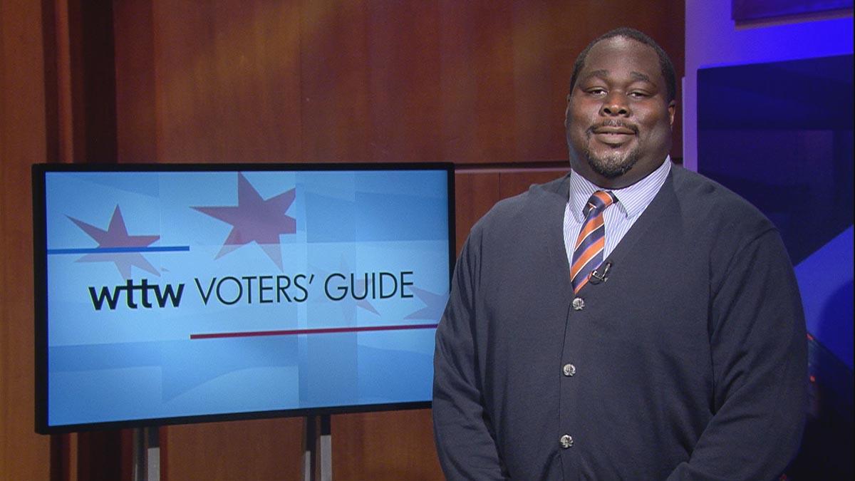 18th Ward Candidate For Alderman