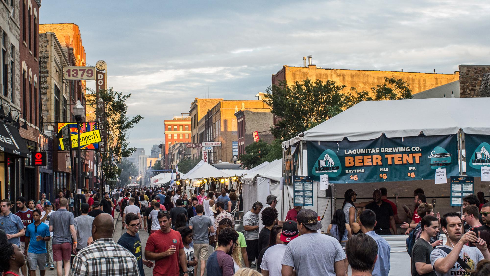 West Village Food Festival