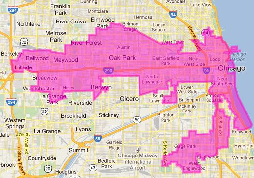 7th District, Courtesy of ILHouseDems.com