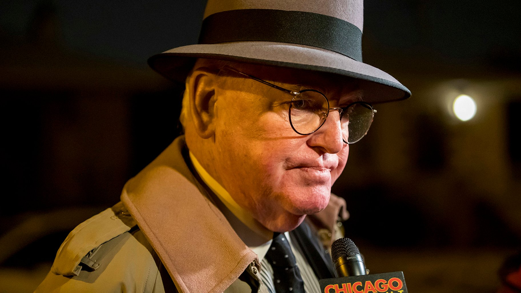 Ald  Ed Burke Indicted on 14 Counts of Racketeering