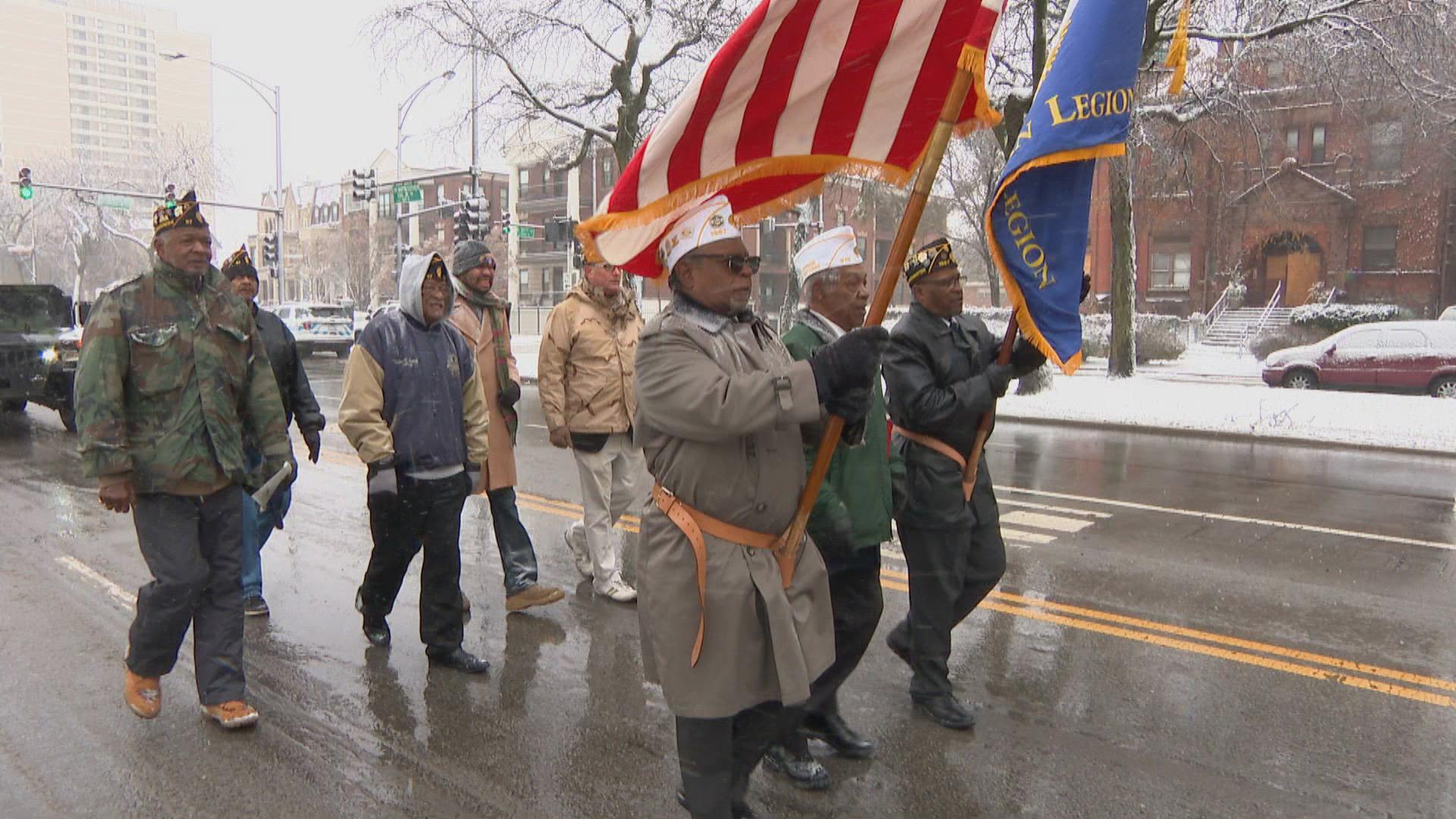 Black Veterans Celebrate 100 Years as American Legion Post