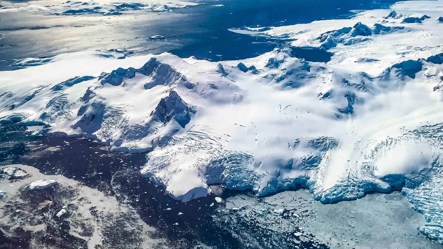What Does Climate Change Sound Like? An Antarctic Iceberg Speaks This Weekend at Millennium Park - WTTW News