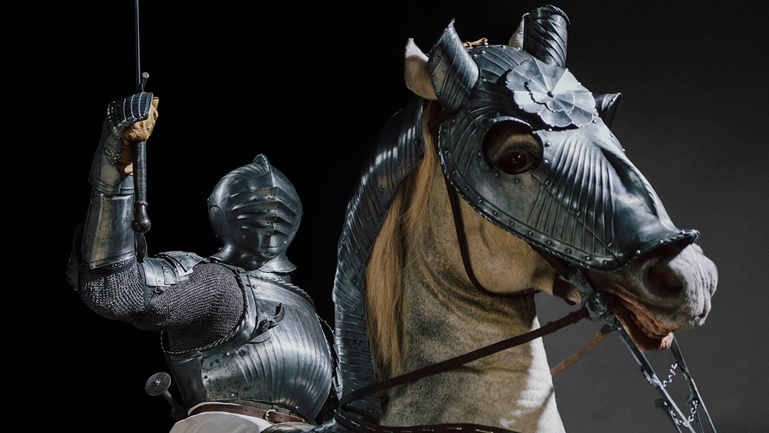 VIDEO—Art Institute Expands Display of Arms, Armor and Medieval Art