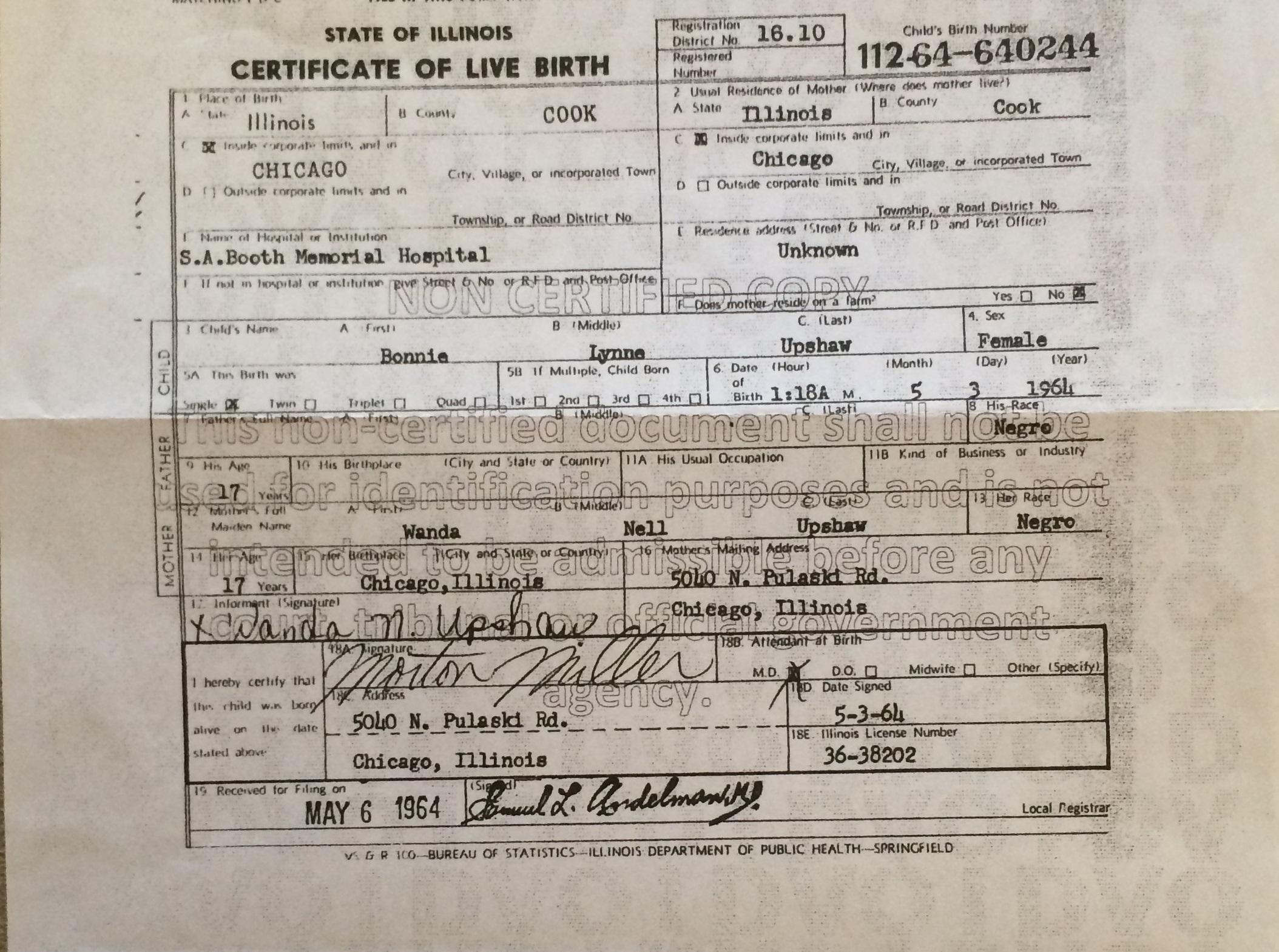 Illinois Adoptees Mark Anniversary Wttw News