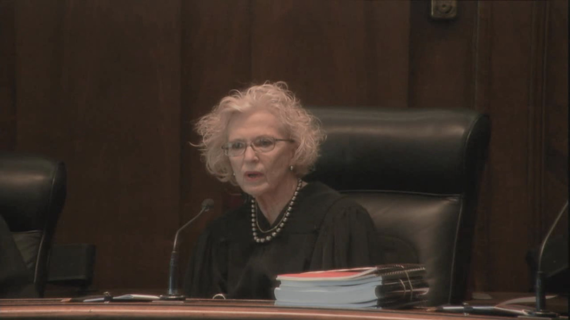 State Supreme Court Justice Anne Burke Angers Some with Judicial Pick