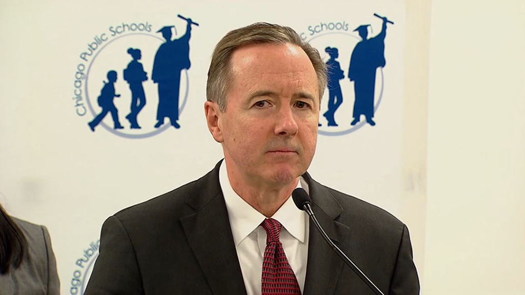 CTU Delegates Call on CPS Head Claypool to Step Down