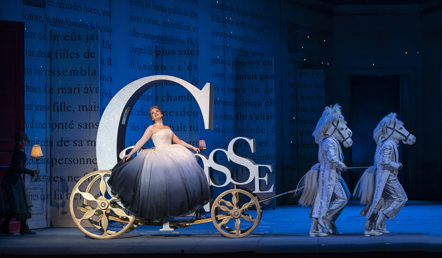 Lyric's 'Cendrillon' an Enchanting French Rendering of