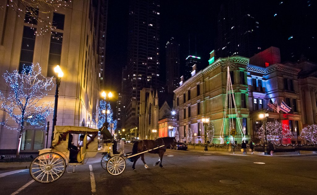 holiday events guide from chicago tonight tis the season