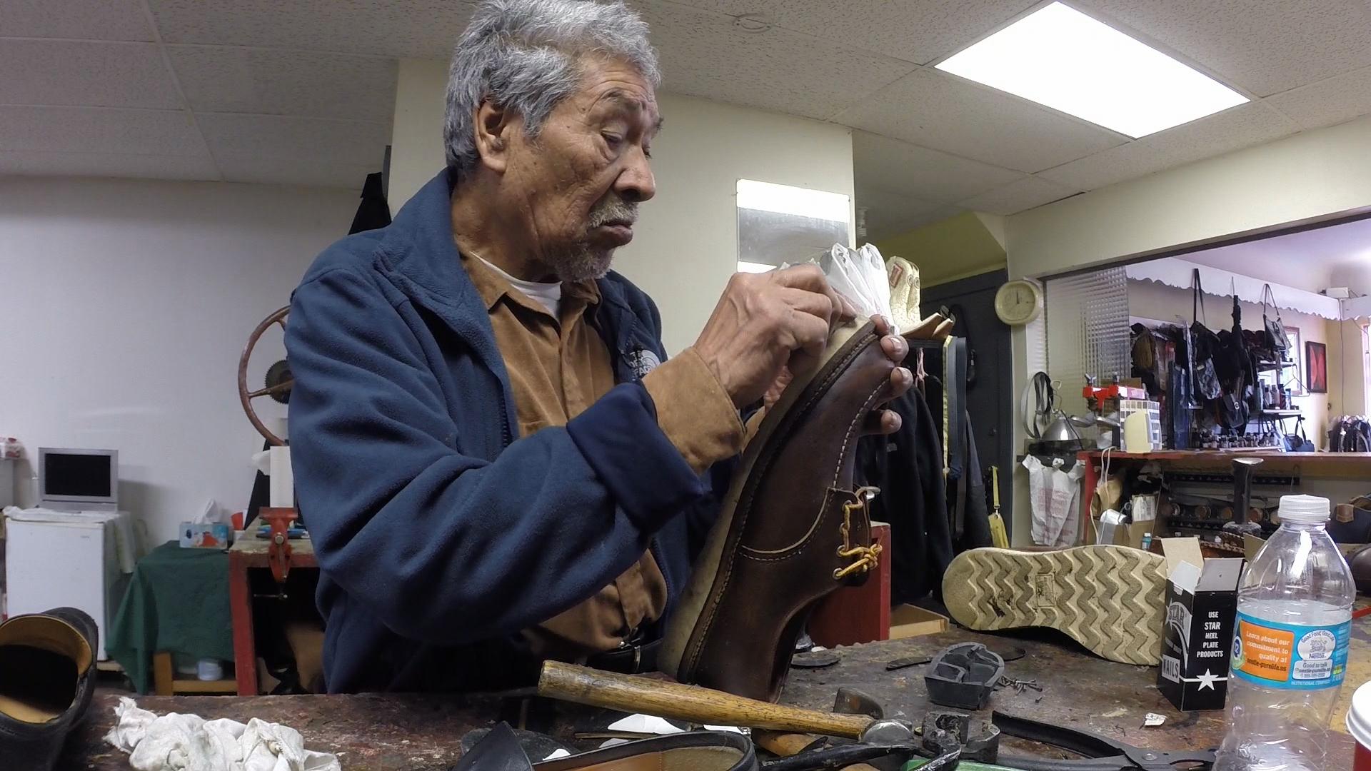Shoe Repair Marin