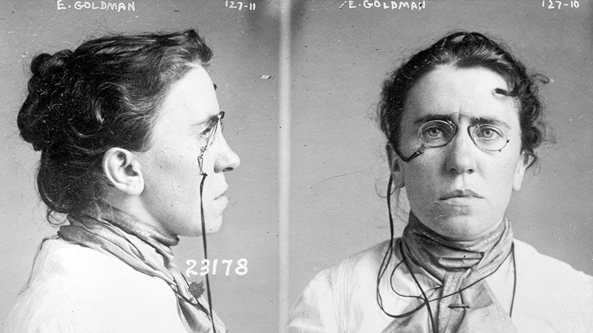bb9af25e28 Historical Happy Hour  A Toast to Emma Goldman