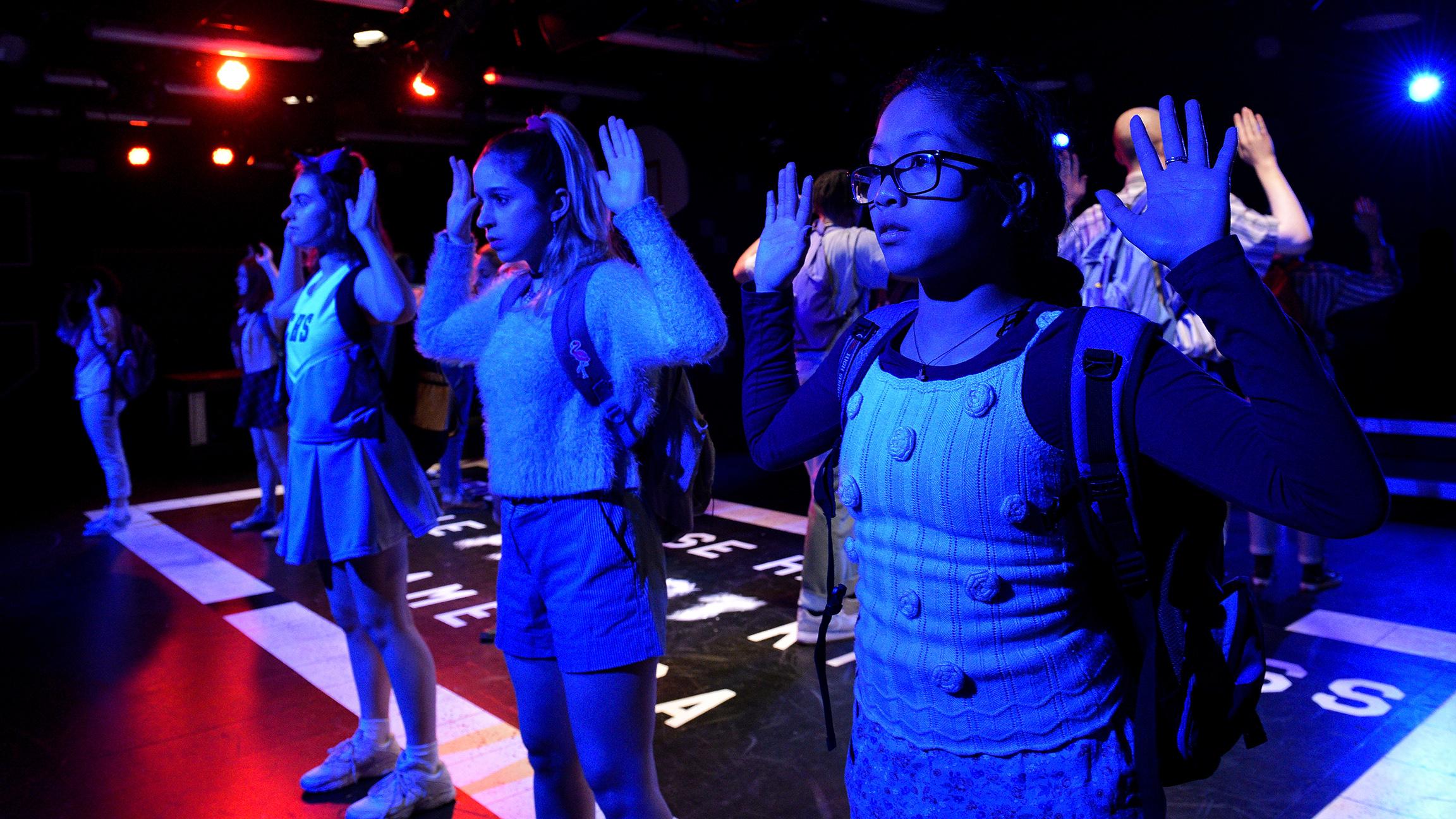 Columbinus' More Harrowing With Cast of Actual High School