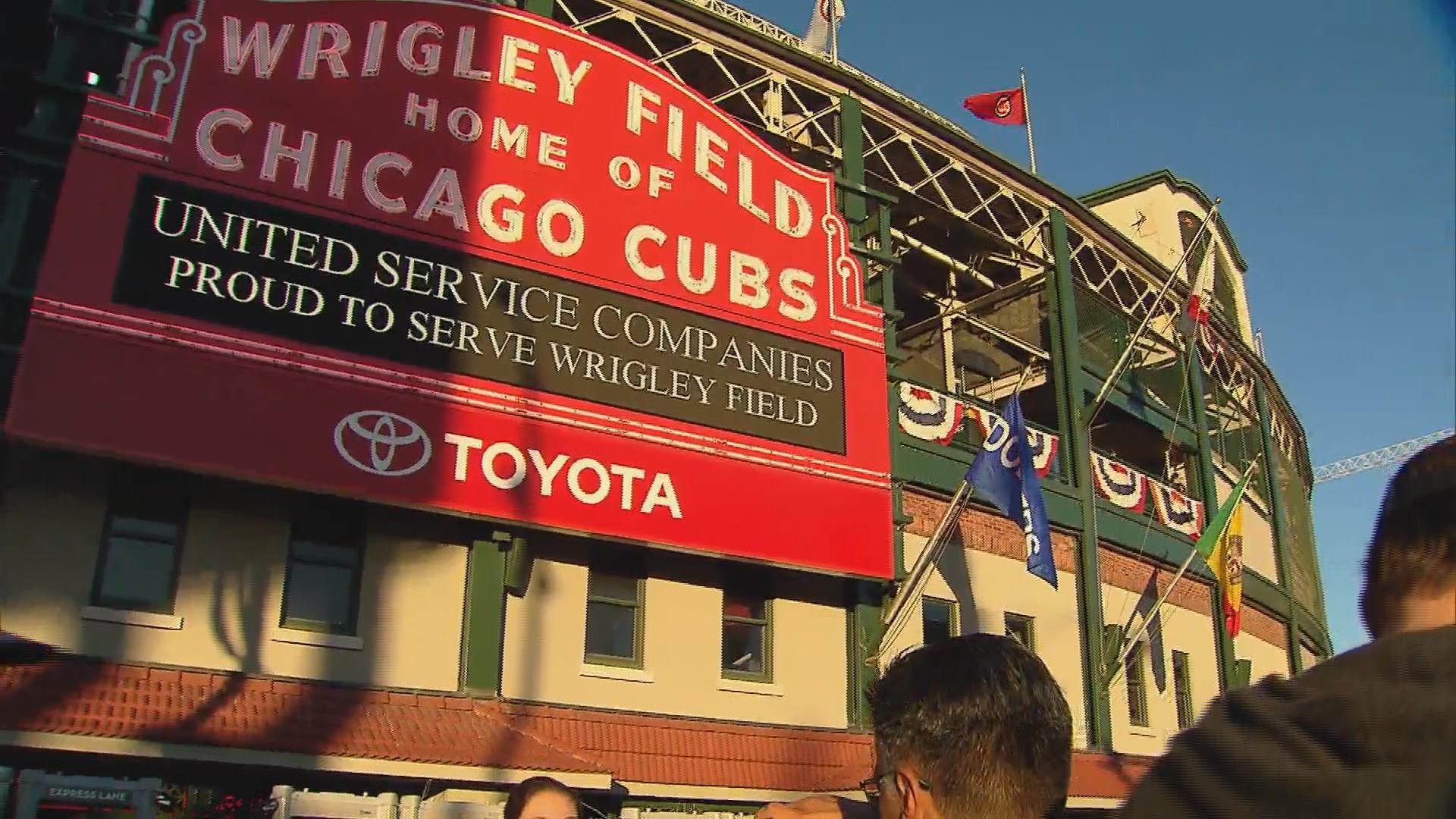 Cubs Victory Tour