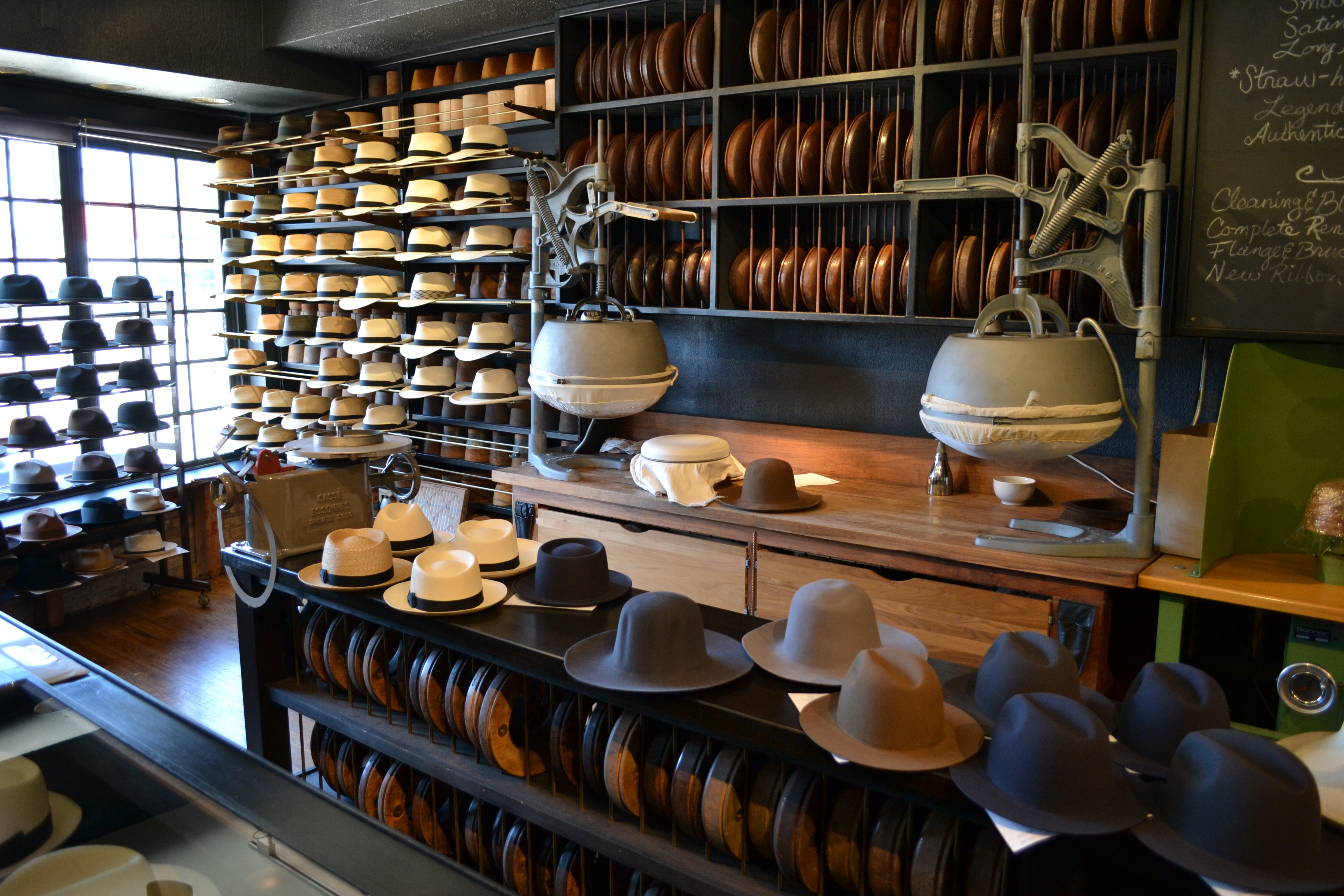 Fedora hat store london