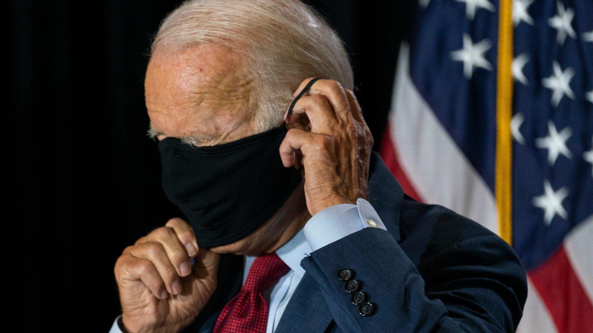 Biden Calls For Nationwide Mask Mandate Chicago News Wttw