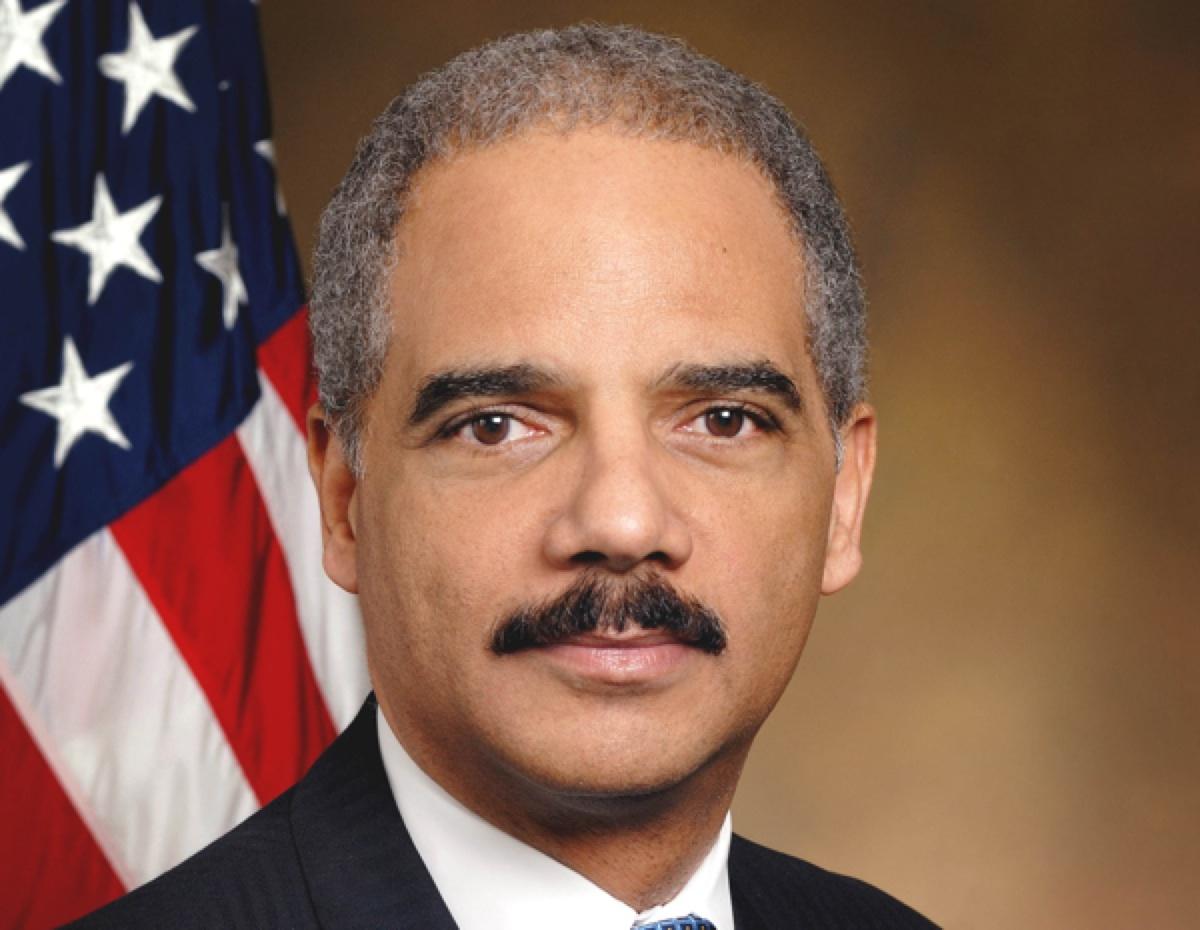 Attorney General <b>Eric Holder</b> - Eric%20Holder