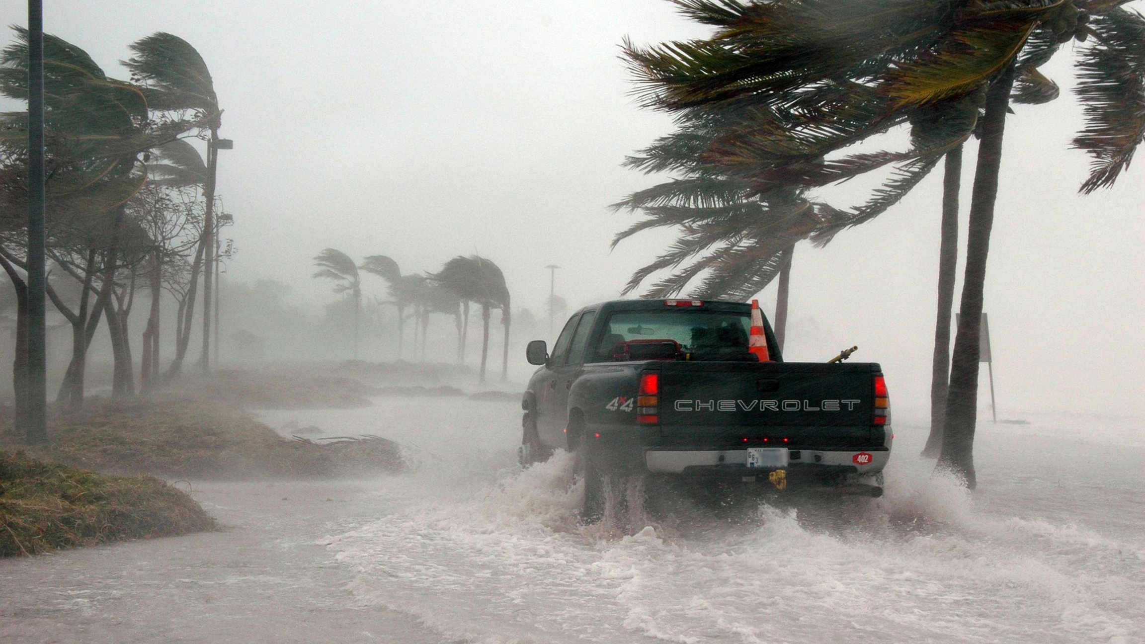 Climate Change and Infrastructure Failings in Extreme Weather