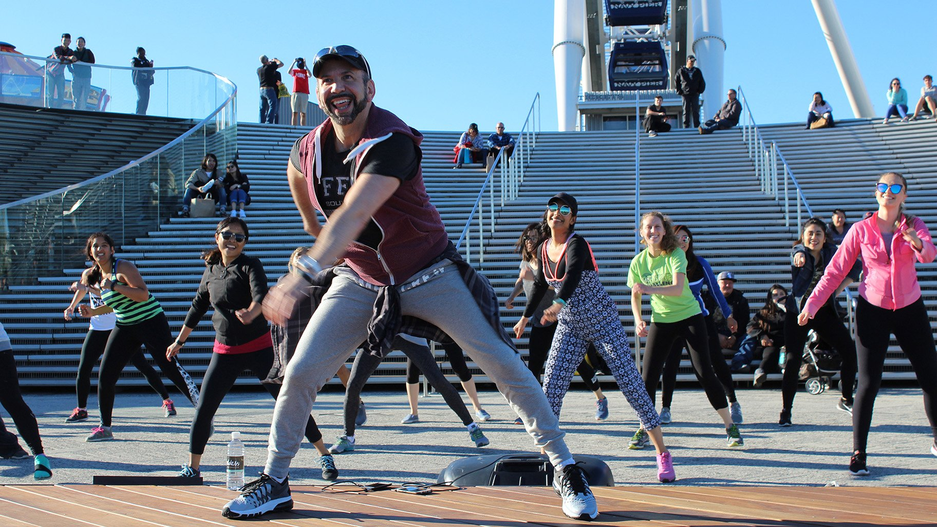 Get Fit at Free Outdoor Workouts in Chicago This Summer