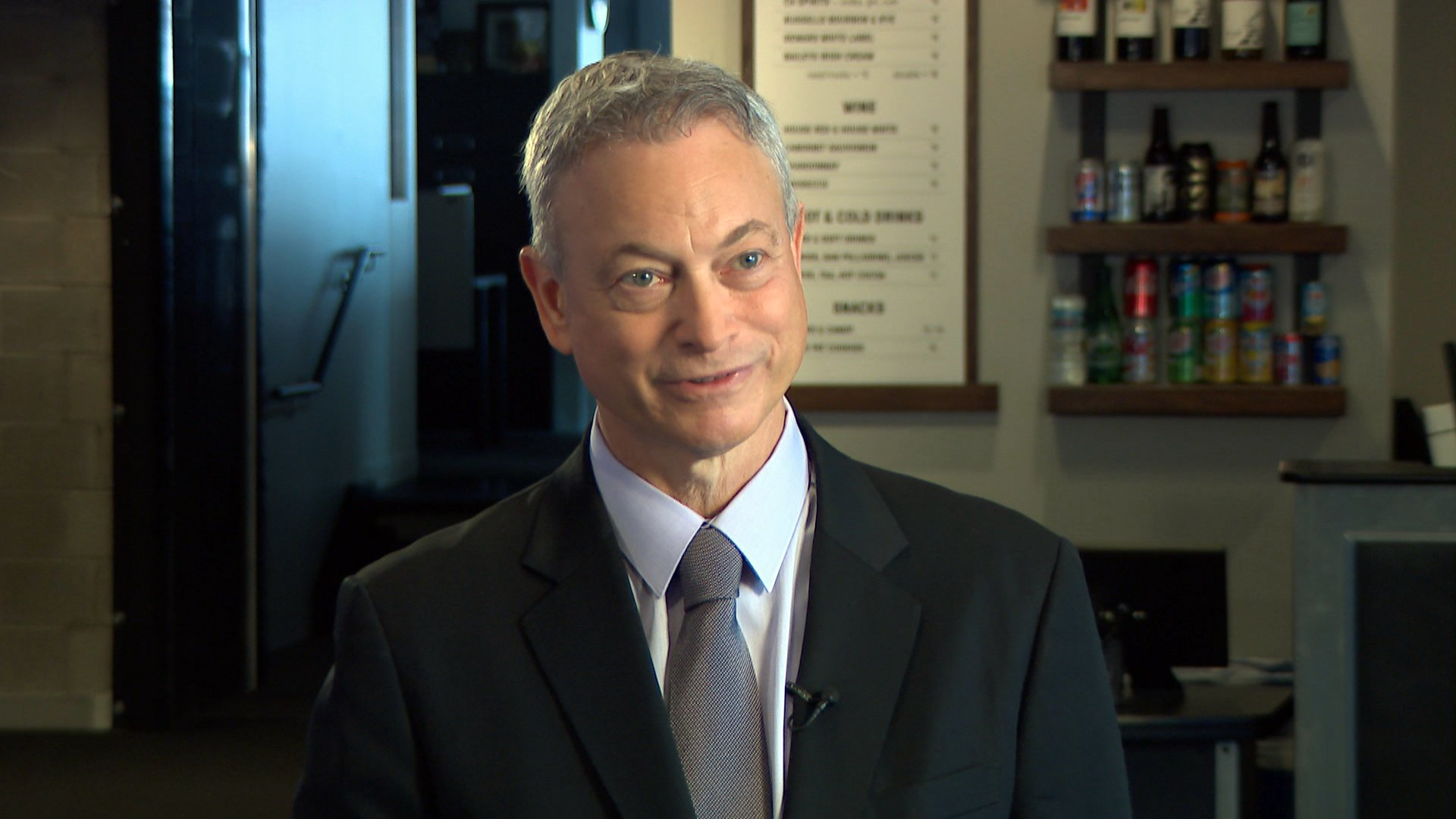 Gary Sinise Discusses New Book, Supporting Veterans and Early Steppenwolf Days