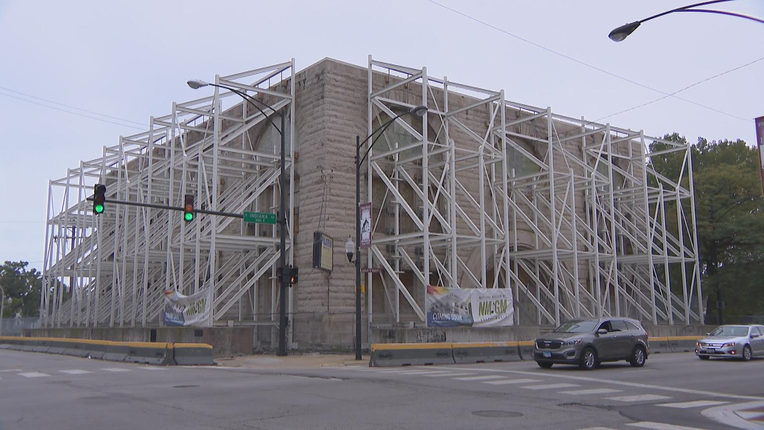 Plan for National Museum of Gospel Music in Bronzeville