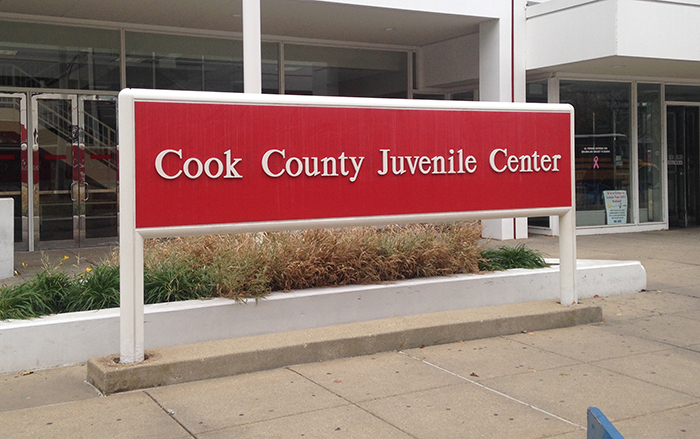 New Beginning for Cook County Juvenile Temporary Detention Center ...