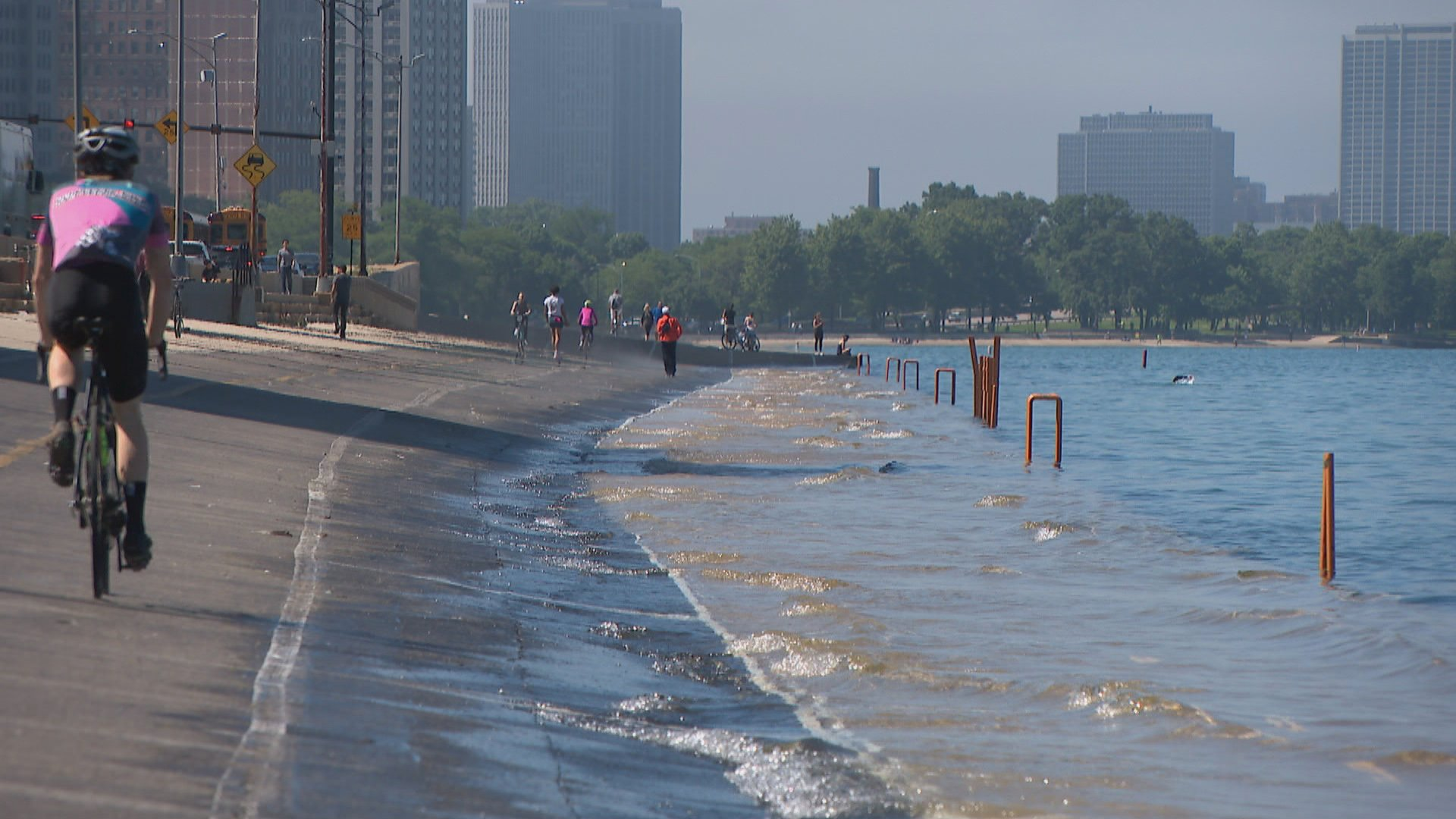 Lake Michigan Nears Historic Water Levels. What's Happening, and Why
