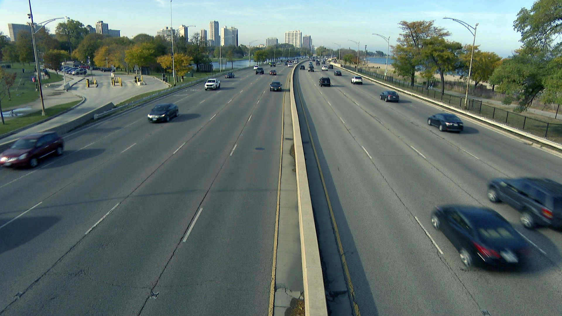 Lightfoot Won't Commit to Up-Or Down Vote to Rename Lake Shore Drive for DuSable