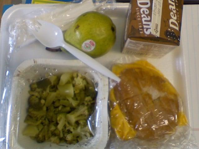 Virginia Beach Elementary Schools Lunch Menu