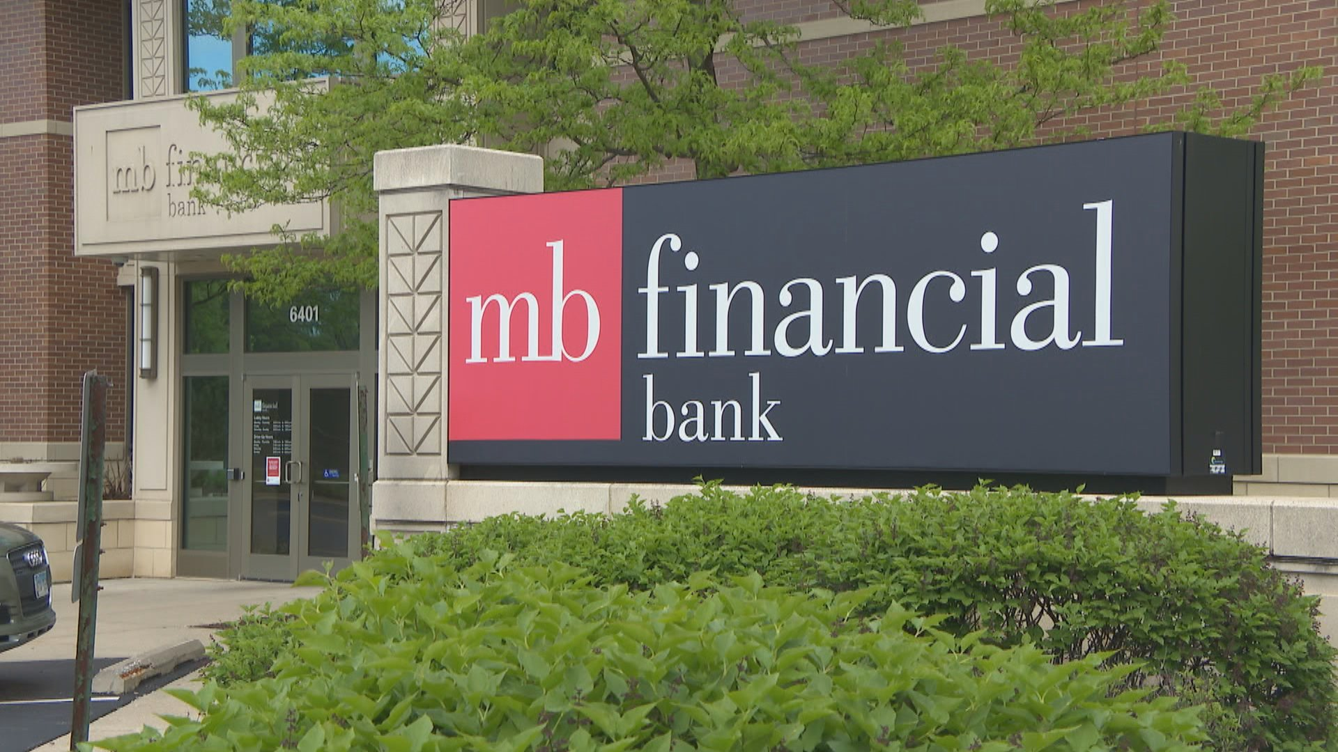 mb financial bank branches